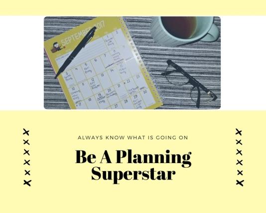 Planner Card