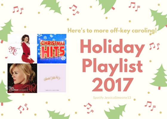 blogmas playlist
