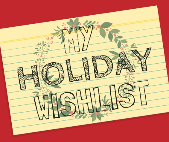 Copy of Holiday Wish List