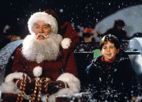 No Merchandising. Editorial Use Only. No Book Cover Usage. Mandatory Credit: Photo by Moviestore/REX/Shutterstock (1628812a) The Santa Clause, Tim Allen, Eric Lloyd Film and Television